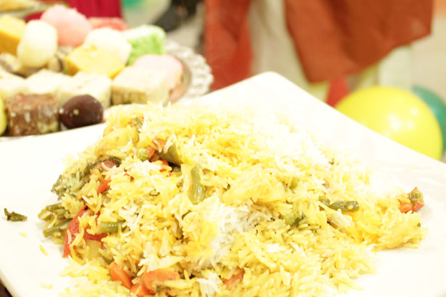 Basant Biryani Recipe by Chef Zakir