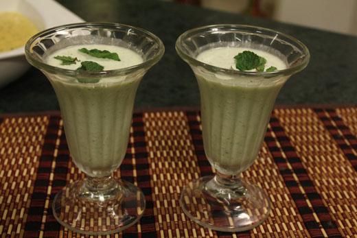 Khatt Mitth Lassi Recipe by Chef Zakir