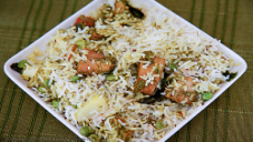 Kathal Jackfruit Rice Biryani