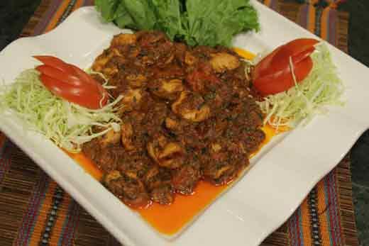 Venly Chicken Recipe by Chef Zakir
