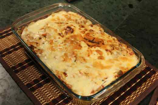 Chicken Vegetable Lasagna Recipe By Chef Zakir