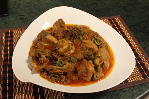 Chicken Karelay Recipe by Chef Zakir