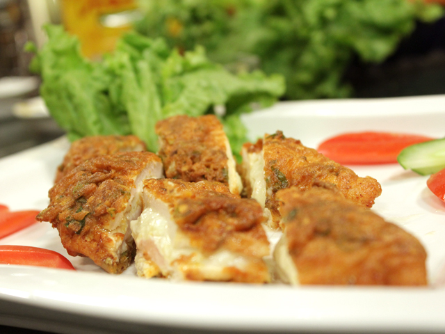 Chicken Cheese Cage Recipe by Chef Zakir
