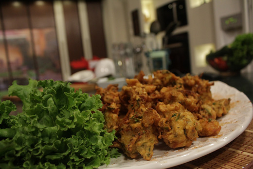 Chicken Chana Pakora Recipe by Chef Zakir