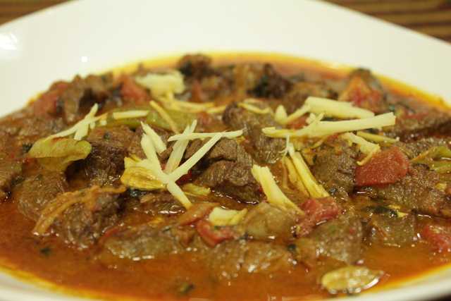 Ginger Beef Recipe By Chef Zakir Cook With Hamariweb Com