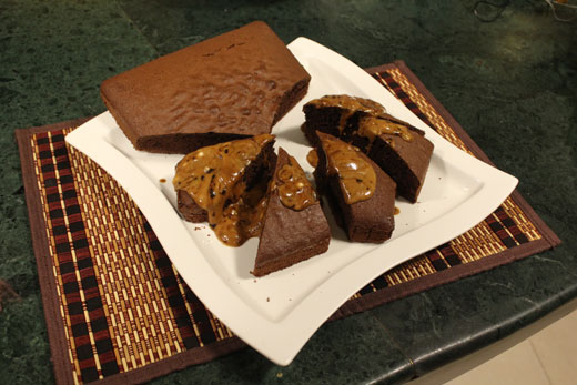 Coffee Brownies Recipe by Chef Zakir