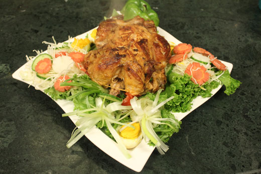 Murgh Musallam Recipe by Chef Zakir