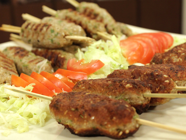 Arabian Chicken Kebab Recipe by Chef Zakir
