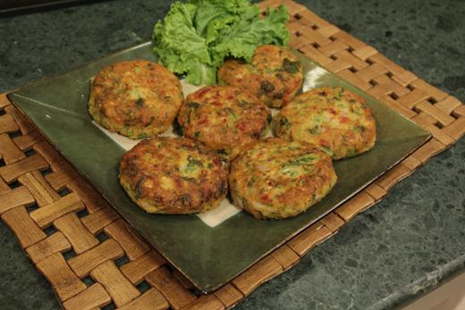 Chana Fry Kabab Recipe by Chef Zakir