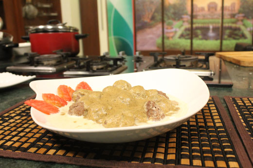 Kashmiri Kahwa Recipe by Chef Zakir