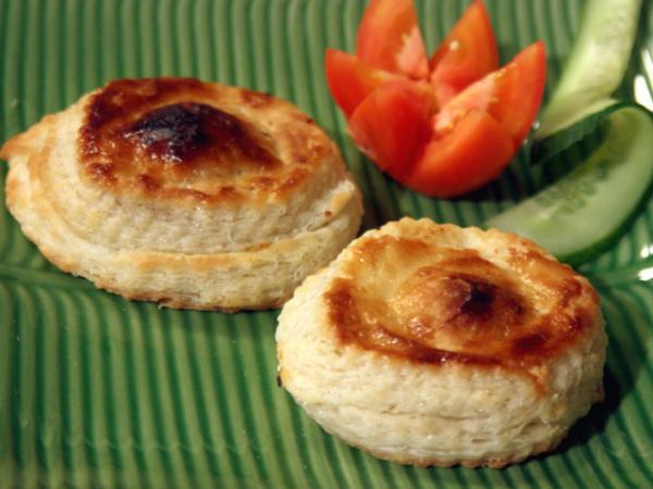 Spicy Chicken Patties Recipe by Chef Zakir
