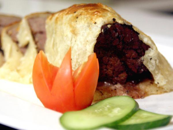 Beef Wellington Recipe by Chef Zakir