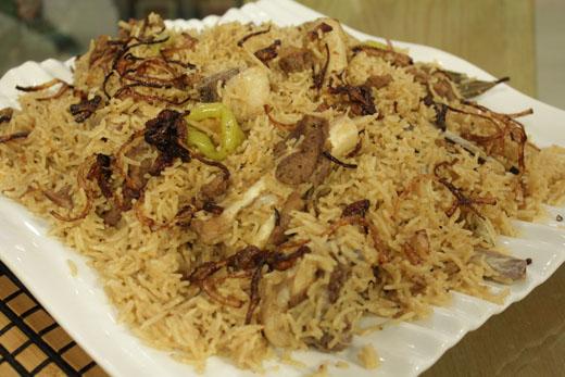 Darbari Pulao Recipe by Gulzar Hussain