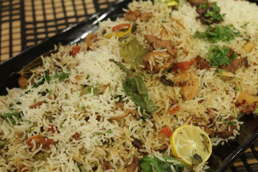 Jungli Biryani Recipe by Gulzar Hussain