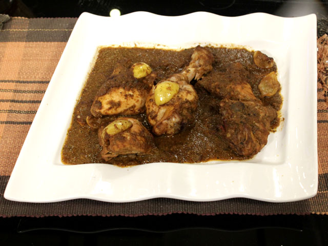 Moroccan Roast Chicken Recipe by Gulzar Hussain