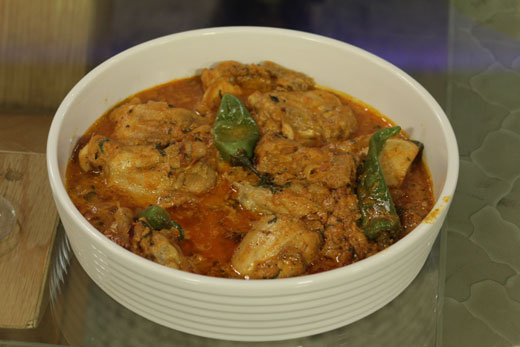 Karahi Butter Chicken Recipe by Gulzar Hussain