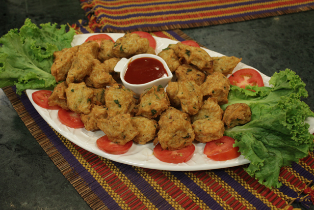 Chawal Cheese Pakora Recipe by Gulzar Hussain