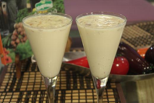 Kastoori Doodh Recipe By Gulzar Hussain - Cook with