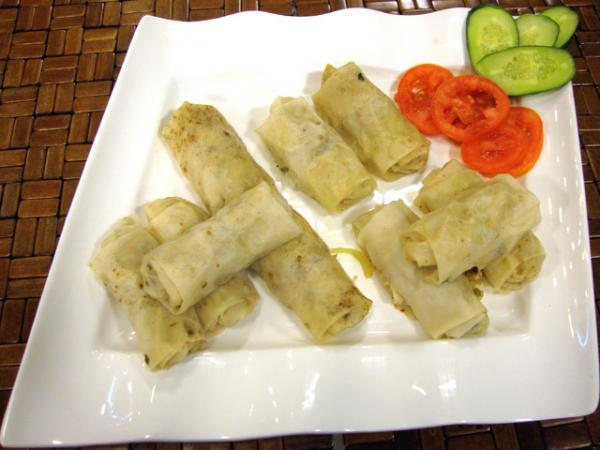 Steam Chicken Roll Recipe by Gulzar Hussain