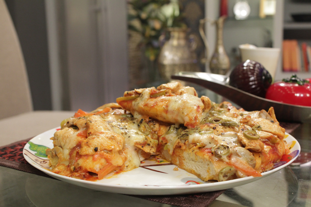 Cake Recipes In Urdu Pakistani Without Oven: Pizza Without Oven Recipe By Gulzar Hussain
