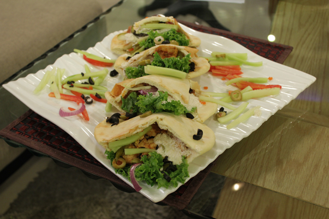 Chicken Shawarma Recipe by Gulzar Hussain – Recipes in ...