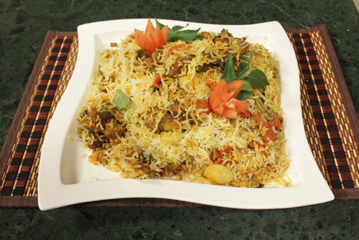 Pakwan Biryani Recipe by Rida Aftab