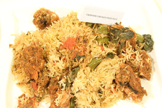 Tandori Chicken Fried Rice Recipe by Rida Aftab