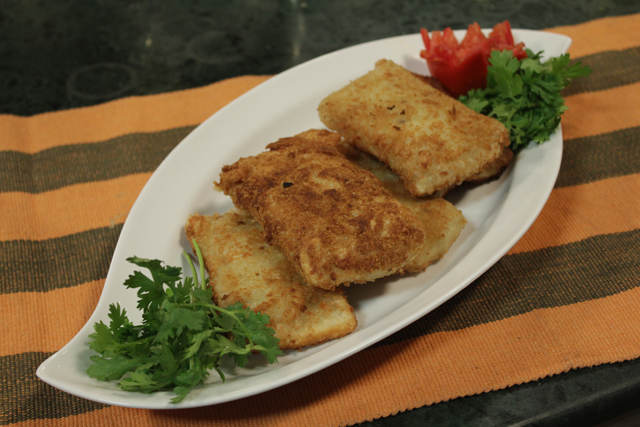 Fried Patties Recipe by Rida Aftab