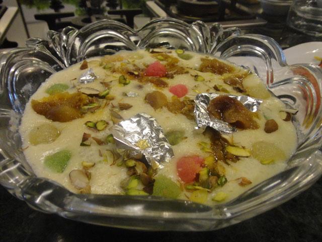 Khobani Ki Kheer Recipe by Rida Aftab