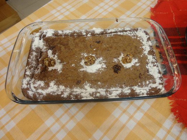 Chocolate Pudding Cake Recipe by Rida Aftab