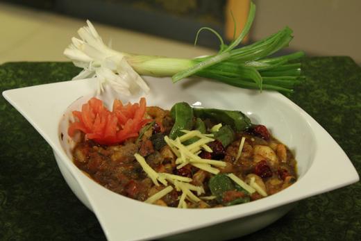 Indian Prawn Karahi  Recipe by Rida Aftab