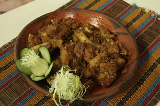 Sindhi Gosht Recipe by Shireen Anwar