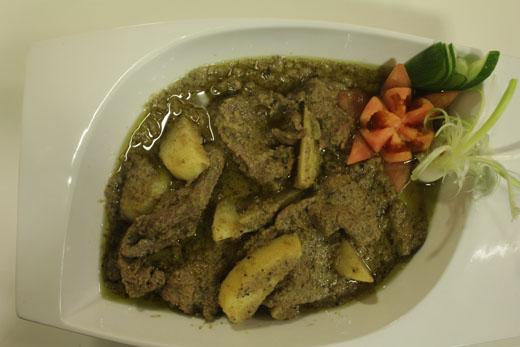 Hara Masala Pasanday Recipe by Shireen Anwar
