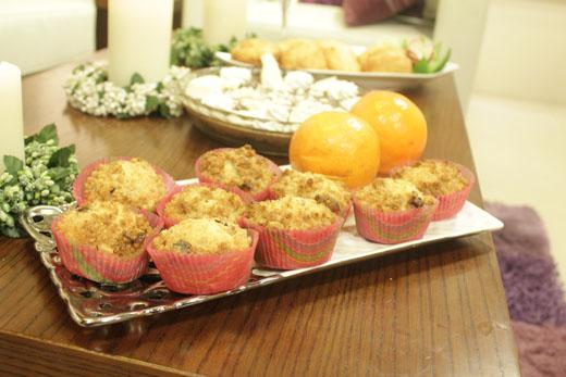 Orange Muffins Recipe by Shireen Anwar
