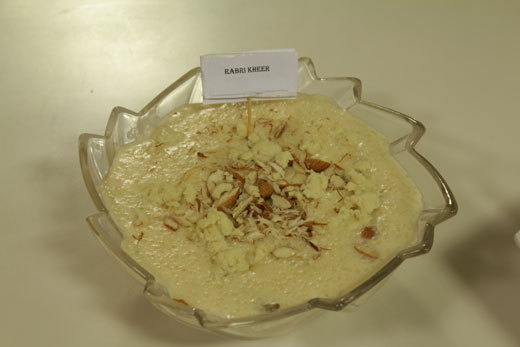 Rabri Kheer Recipe by Shireen Anwar