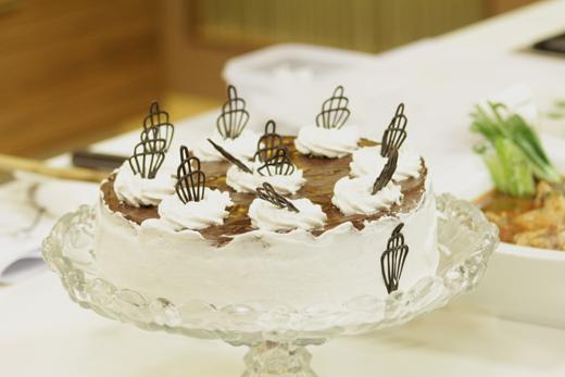 Swiss Chocolate Mousse Cake Recipe by Shireen Anwar