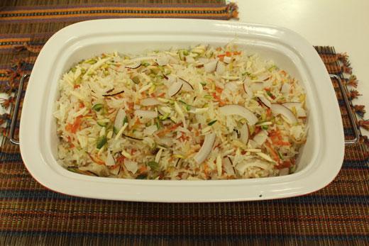 Gajar Ka Zarda Recipe by Shireen Anwar