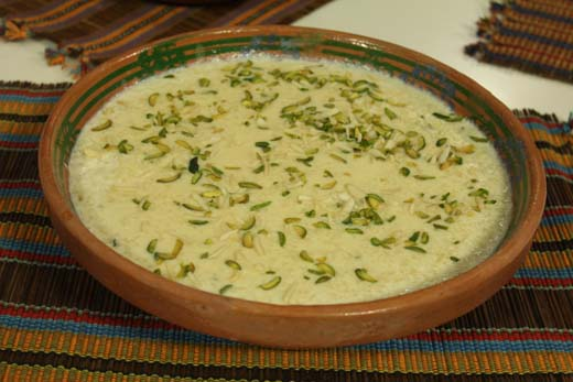Sindhi Rubbri Kheer Recipe by Shireen Anwar