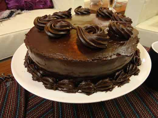 Espresso Fudge Cake Recipe By Shireen Anwar Recipes In