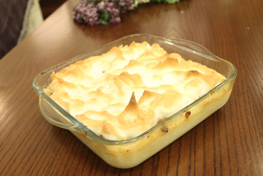 Queens Of Pudding Recipe by Shireen Anwar