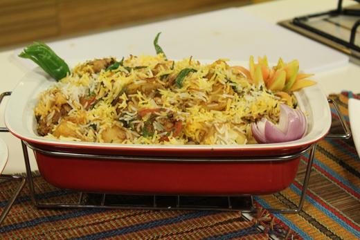 Memni Masaly Dar Biryani Recipe by Shireen Anwar