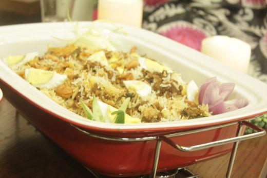 Noor Jahani Biryani Recipe by Shireen Anwar