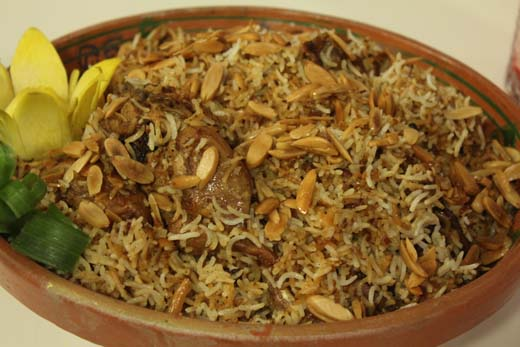 Balochi Pulao Recipe by Shireen Anwar