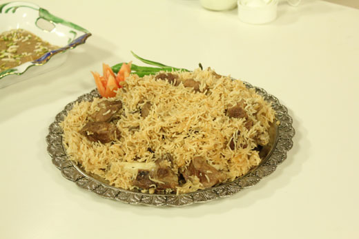 Yakhni Pulao Recipe by Shireen Anwar