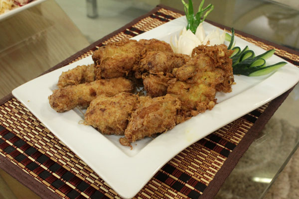 Bori Fried Chicken Recipe By Shireen Anwar Recipes In Urdu English