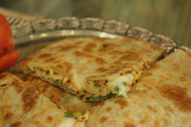Double Decker Paratha Recipe By Shireen Anwar Recipes In