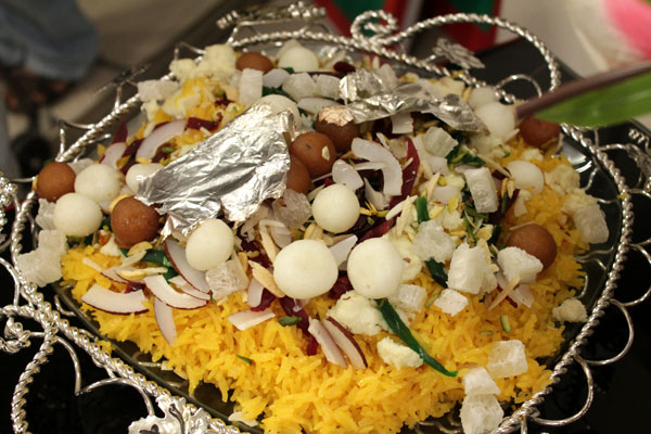 Deghi Zarda Recipe by Shireen Anwar