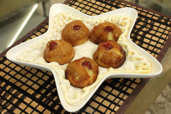 Upside Down Pudding Recipe by Shireen Anwar