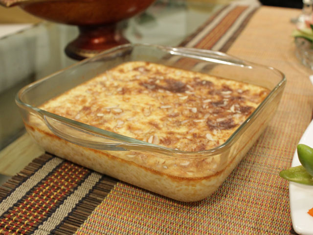 Vermicelli Pudding Recipe by Shireen Anwar