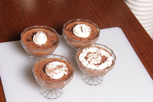 Chocolate Mousse Recipe by Shireen Anwar